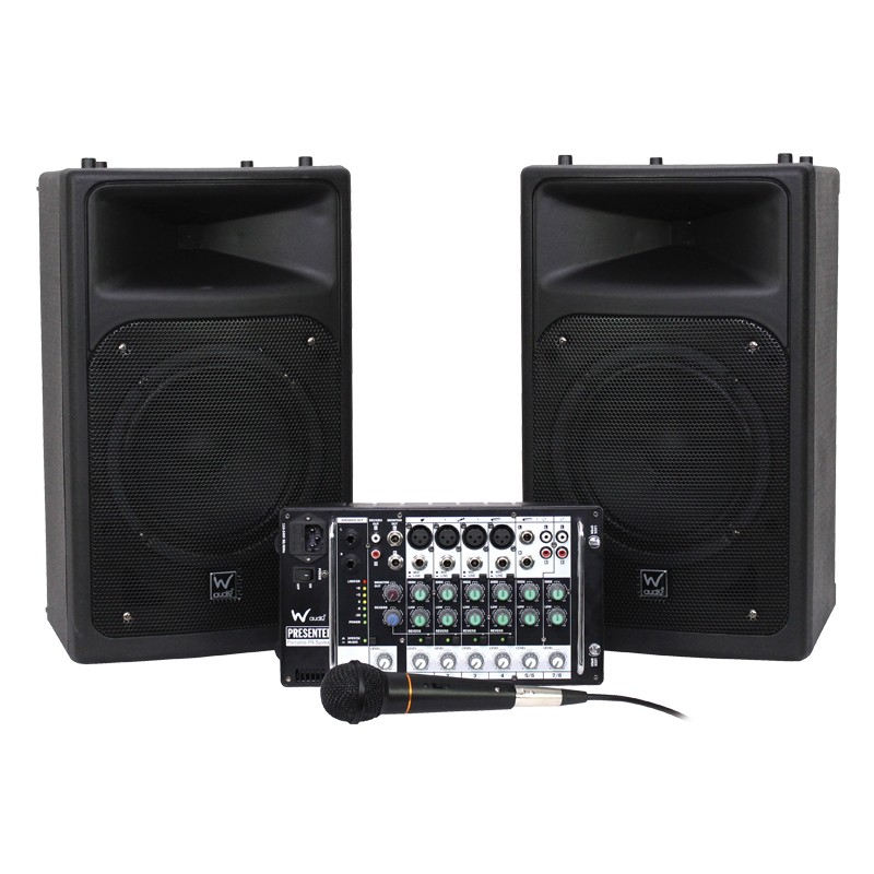 Complete Sound Systems