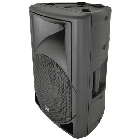 """QS12 12"""" 250w RMS moulded cabinet speaker"""