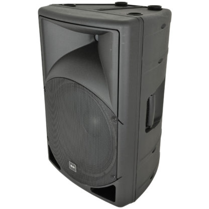 """QS15 15"""" 350w RMS moulded cabinet speaker"""