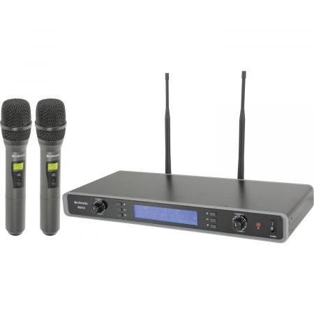 RU210-H license free Ch. 70 wireless microphone system