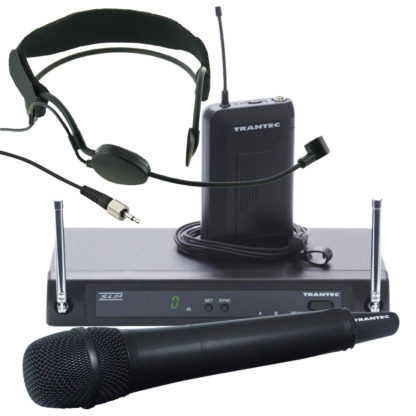 S4.04 Series wireless microphone systems