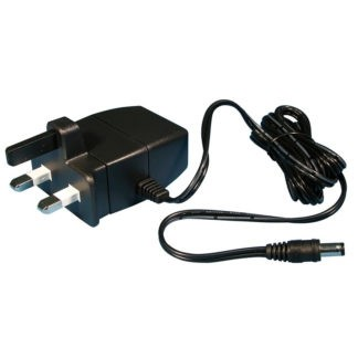 S4.4PSUK 12v / 300ma UK mains power supply