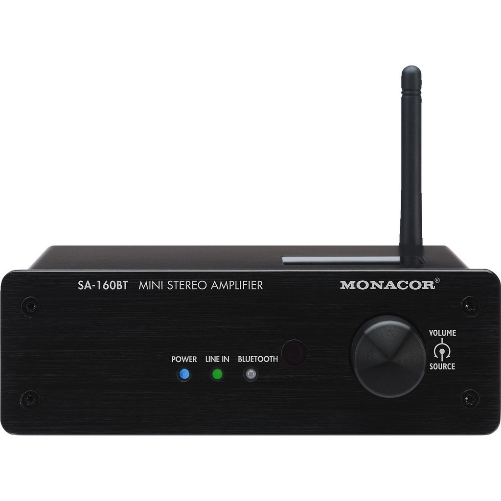 SA-160BT 30+30w stereo amplifier with Bluetooth