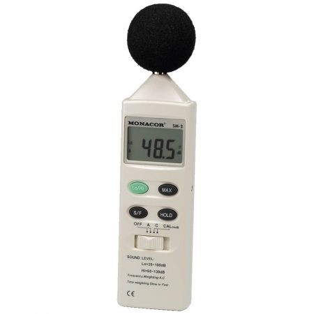 SM-2 class 2 sound level meter