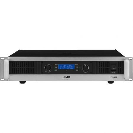 STA-225 700w professional power amplifier with integrated limiter