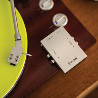STP-2 RIAA phono stereo pre-amplifier