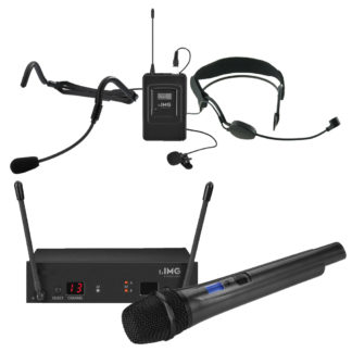 TXS-600 Series UHF wireless microphone systems