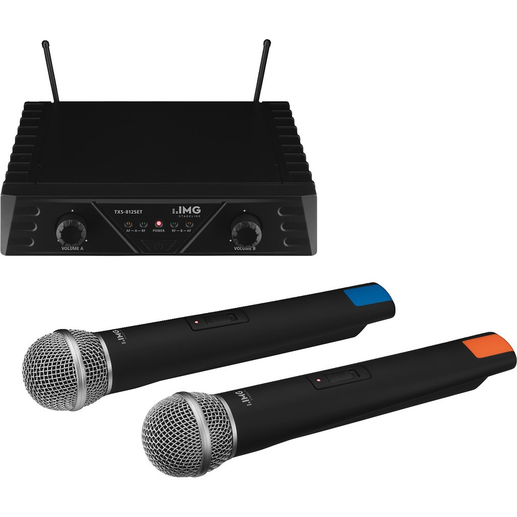 Discontinued and Clearance Wireless Microphones