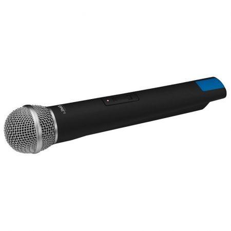 TXS-814HT UHF handheld wireless microphone transmitter - 864.2 MHz (blue)TXS-814HT UHF handheld wireless microphone transmitter - 864.2 MHz (blue)