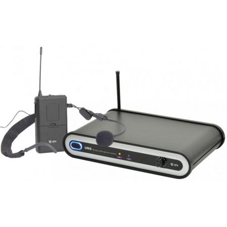 UN5 UHF wireless microphone system