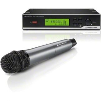 Licensable Wireless Microphones