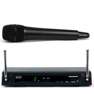 S4.04-HD handheld wireless microphone system