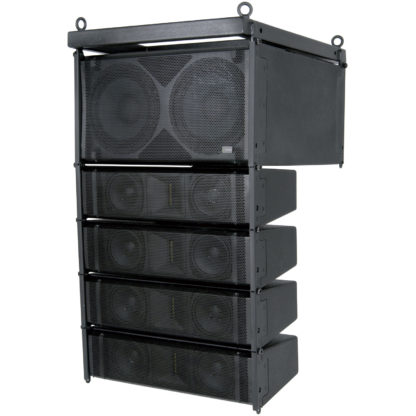 CLA-300B compact active line array speaker system