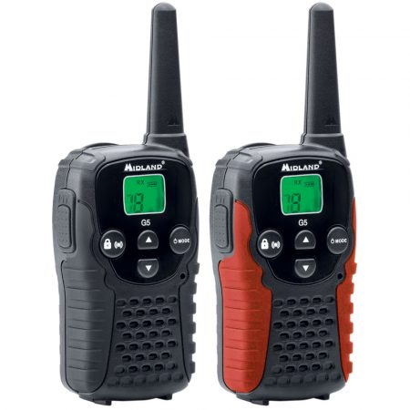 G5C PMR radio twin pack