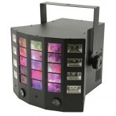 GOBO-DERBY Gobo Derby 4-in-1 LED Effect Light