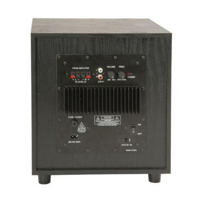 M8S 100w active subwoofer cabinet