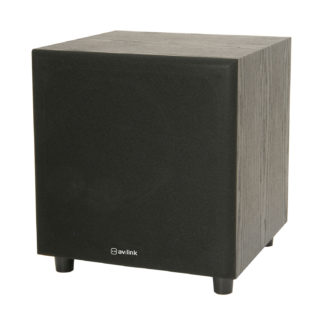 M8S 100w active subwoofer cabinet