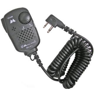 MA 26-L PMR radio speaker microphone