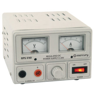 RPS-V40 regulated power supply