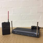 Trantec s4.4LM UHF wireless microphone system - used