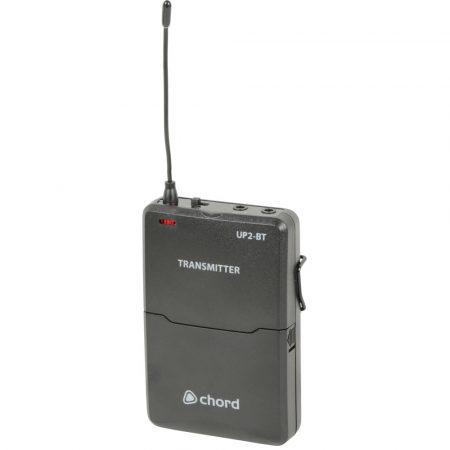 UP2-BT beltpack UHF transmitter