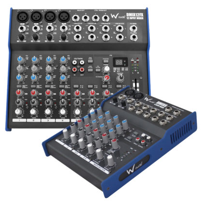 DMIX Series mixers