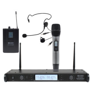 License Free Channel 70 UHF Wireless Microphones