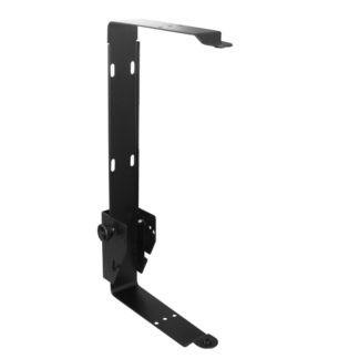 BRAC05 black speaker bracket for PSR 8