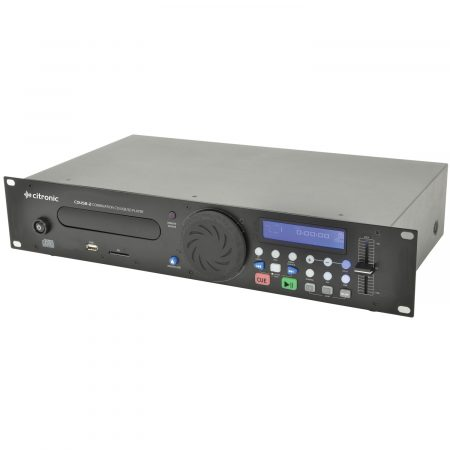 CDUSB-2 multimedia CD player