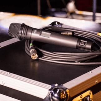 TXS-606HT UHF handheld wireless microphone transmitter