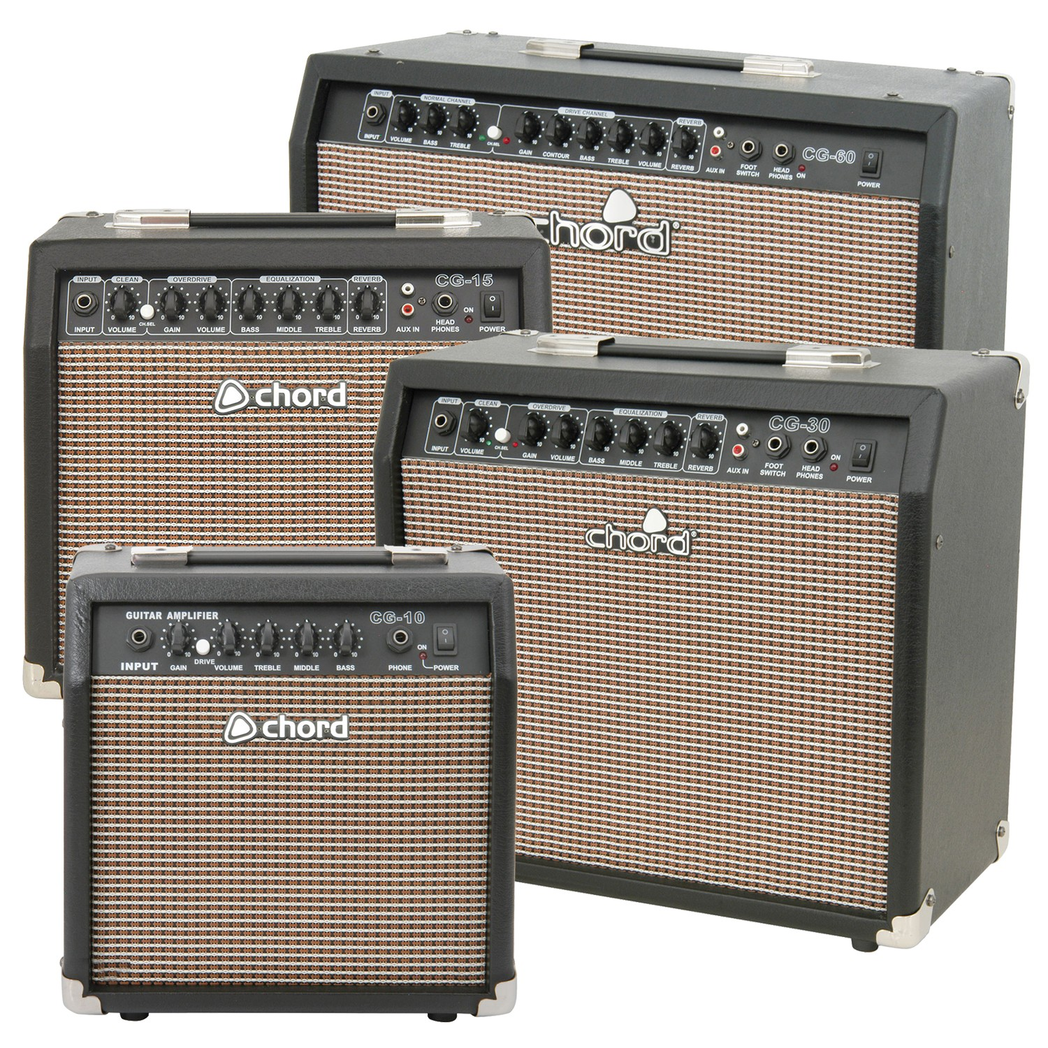 Chord Cg Series Guitar Amplifiers Sound Services