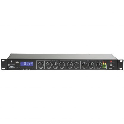 Adastra MM321 rack mixer with Bluetooth & USB/FM player