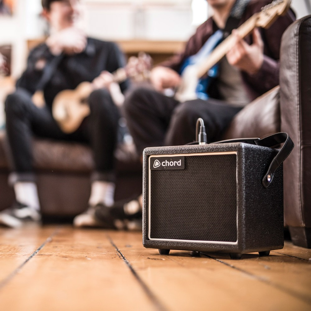 Chord Mini Rock Station Guitar Amplifier Sound Services
