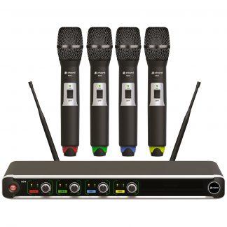 NU4-H wireless microphone system