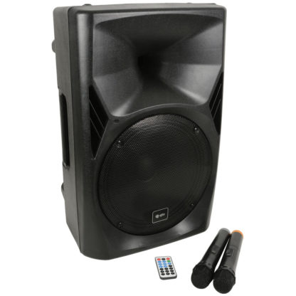 QUEST-12PA 100w portable all-in-one PA system