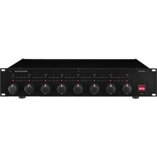 STA-850D 8 x 30w digital power amplifier