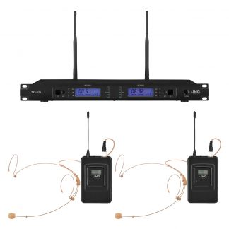 Channel 46-48 UHF Wireless Microphones