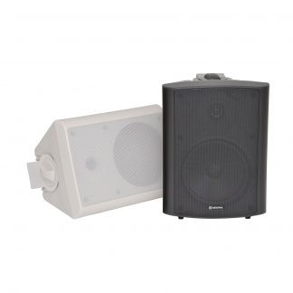 BC6V Series 40w 100v line or 8 ohm wall cabinet speaker