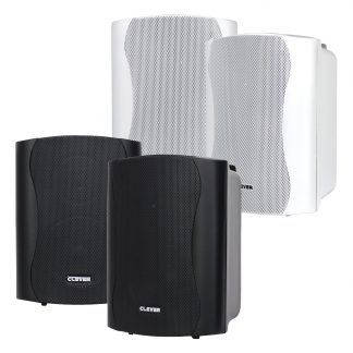 BGS 35T 16w 100V line or 8 ohm wall cabinet speakers (pair)