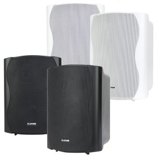 BGS 50T 30w 100V line or 8 ohm wall cabinet speakers (pair)