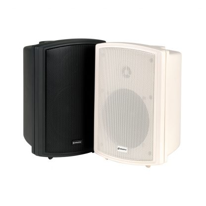 FSV Series 40w 100v line or 8 ohm moulded cabinet speakers