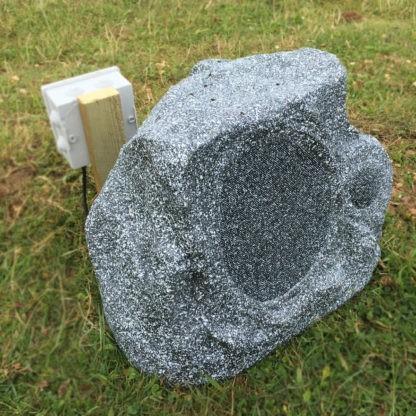 GLS-351/GR outdoor garden rock speaker