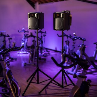 Aerobics, Dance & Fitness Sound Systems