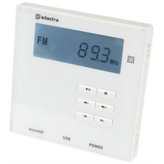 WA-210 wall mount amplifier 2 x 10w with USB/SD/FM & Bluetooth