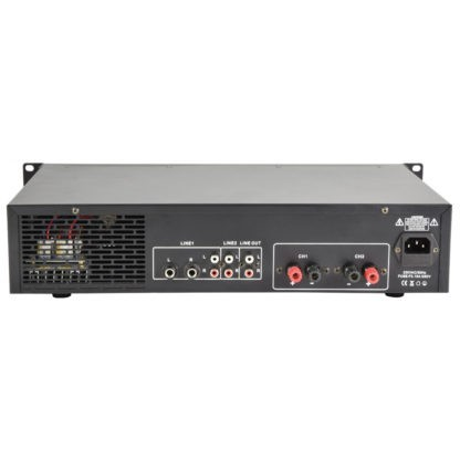A2 2 x 200w 2 zone mixer amplifiers