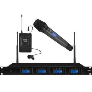 TXS-6462SET UHF wireless mic system