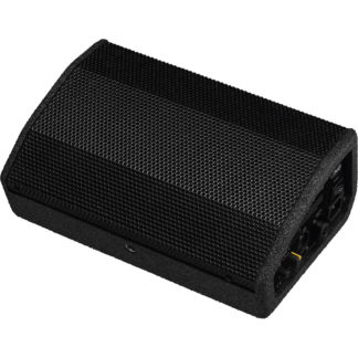 FLAT-M100 active PA stage monitor speaker system