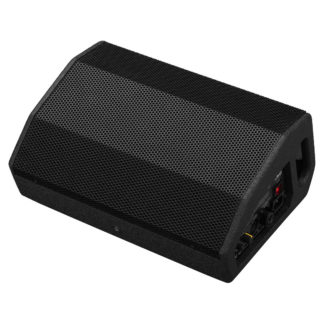 FLAT-M100 200w RMS active PA stage monitor speaker system