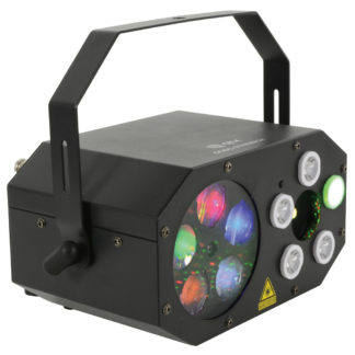 GOBO STARWASH multi light effect