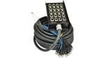 XLR-16+4 30m 16 send - 4 return XLR multicore stagebox snake